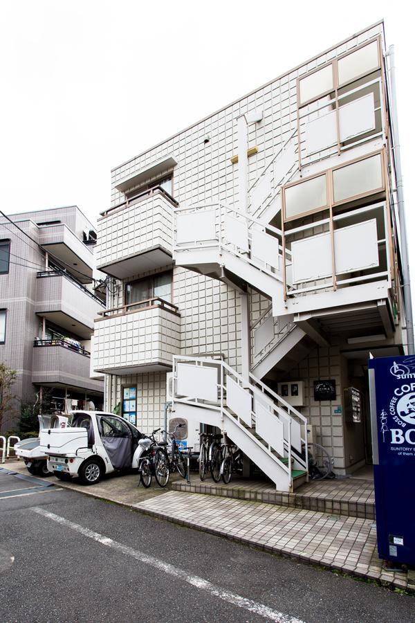 シーマ祐天寺/東京都目黒区五本木